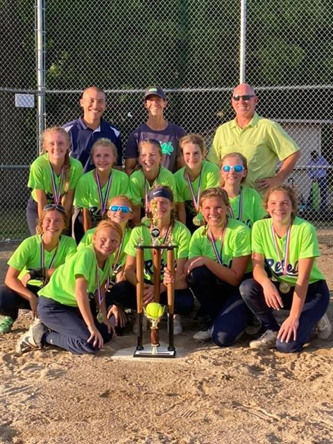 12U Softball  Owosso Hit & Pitch Tune-Up Tournament Champs!