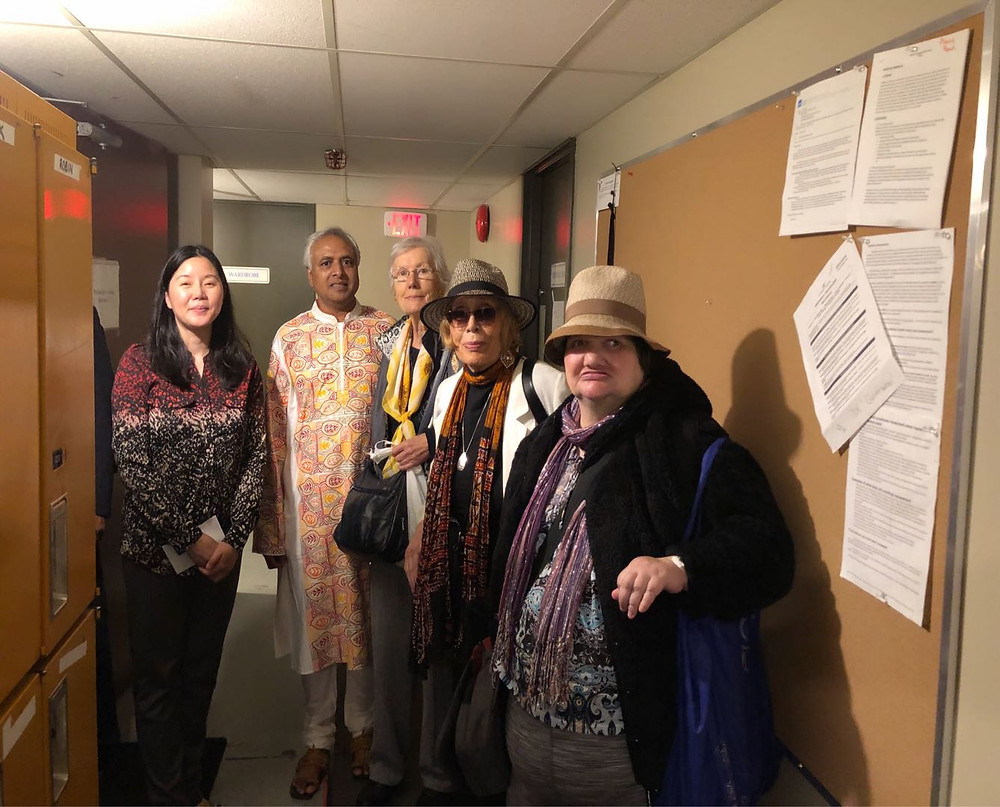 World Poetry with Vancouver Tagore Society