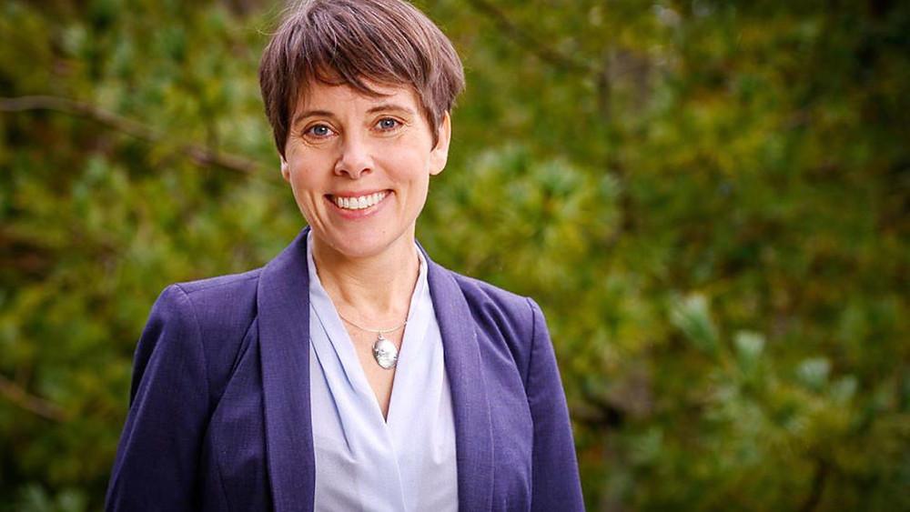 Sonia Furstenau, MLA for Cowichan Valley