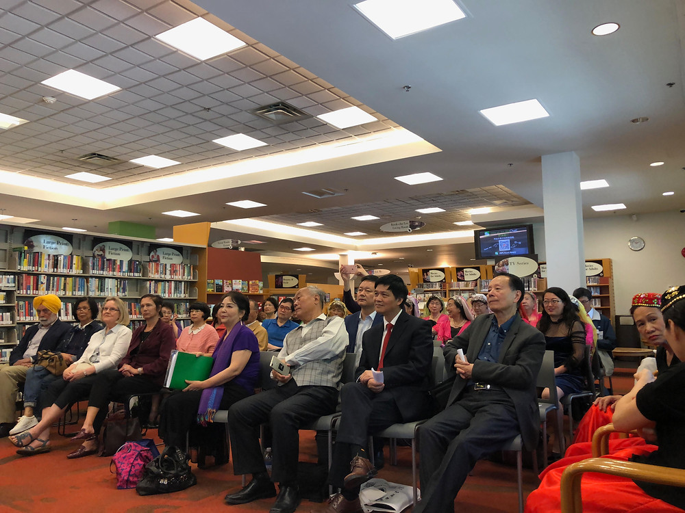 Richmond Celebrate Asian Heritage Month - South Asian Poetry Appreciation 2018