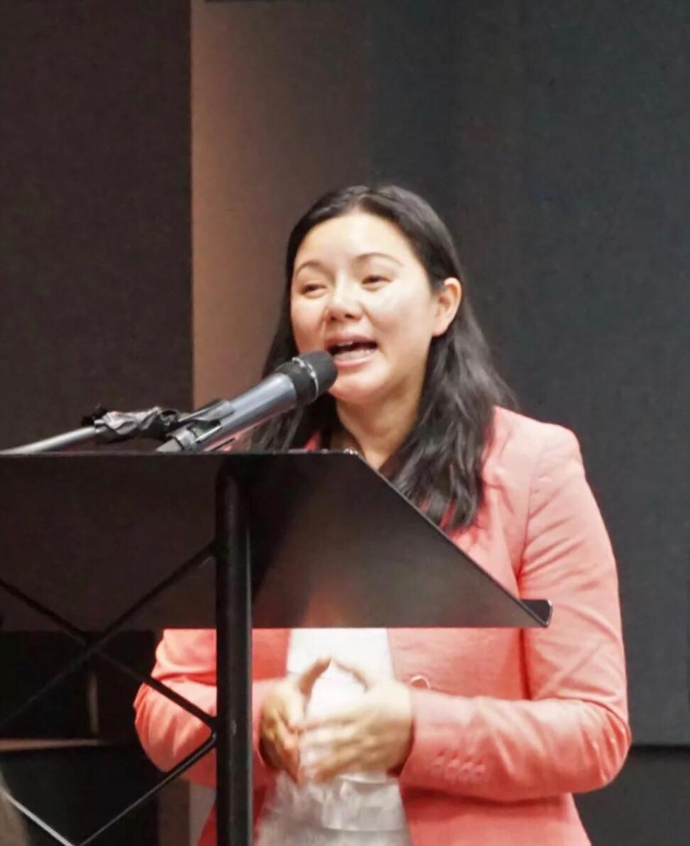 文思移民与多元文化服务协会主席张馨元在值得纪念的一年- 2018年加拿大多元文化创作节上致辞