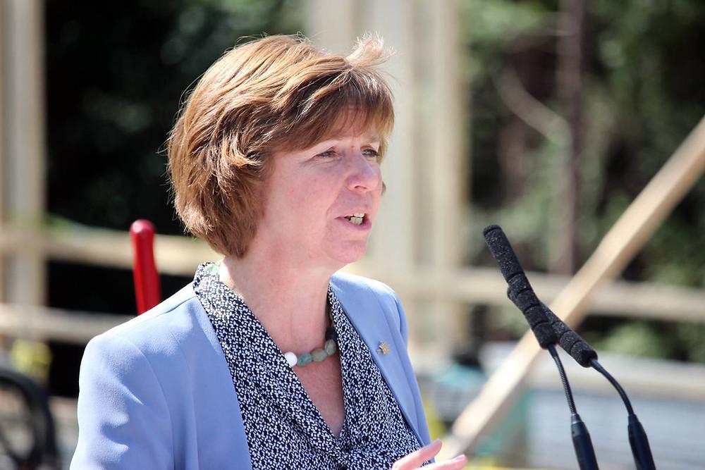 Sheila Malcolmson, MLA for Nanaimo