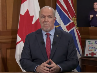 Waive/Reduce BC Hydro Bills; Zoom for K-12; Minister of State for Child Care Is Here to Help