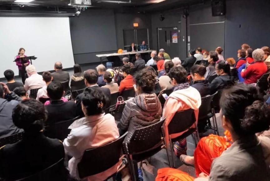 2018年加拿大多元文化创意作品节