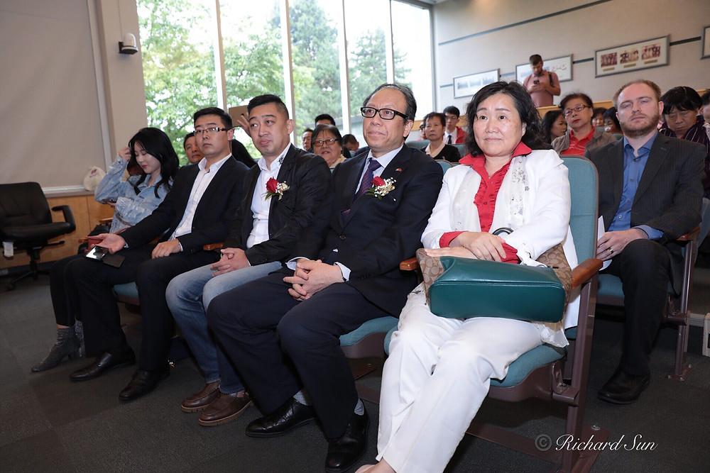 2019中华传统文化节 第11届温哥华泼水节新闻发布会