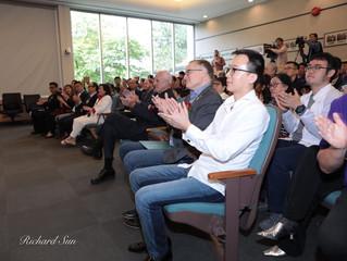 2019中华传统文化节 第11届温哥华泼水节 暨庆祝中华人民共和国成立70周年大型活动 新闻发布会圆满结束