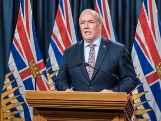 Déclaration du premier ministre Horgan et du ministre Heyman à l'occasion du Jour de la Terre 2020