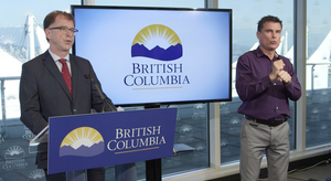 Adrian Dix was at the COVID-19 Response on March 20, 2020