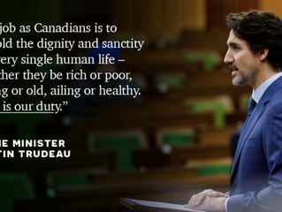 PM Trudeau Expanded CERB Eligibility to 4 more Groups of People 特鲁多总理放宽CERB申领标准