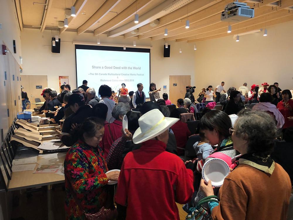 2019年列治文欢庆烧烤节&加拿大多元文化创作节