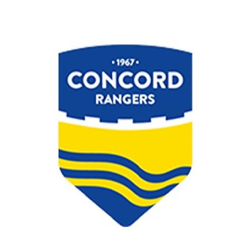 Concord Rangers - Away
