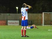 FA Youth Cup 2nd Round:                  Dorking Wanderers U18s 0 Colchester Utd U18s 2