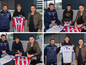 DORKING WANDERERS' ACADEMY PLAYERS EARN FIRST TEAM SQUAD NUMBERS