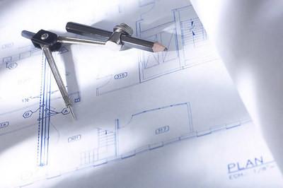 pencil_in_protractor_designing_blueprint