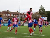Dorking Wanderers 5 Welling United 0
