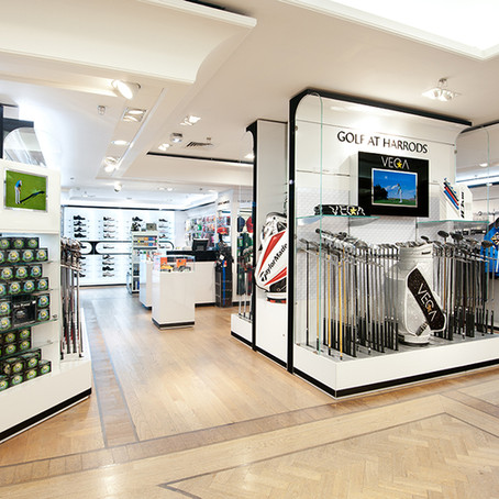 Creating a 'point of difference' in golf retail