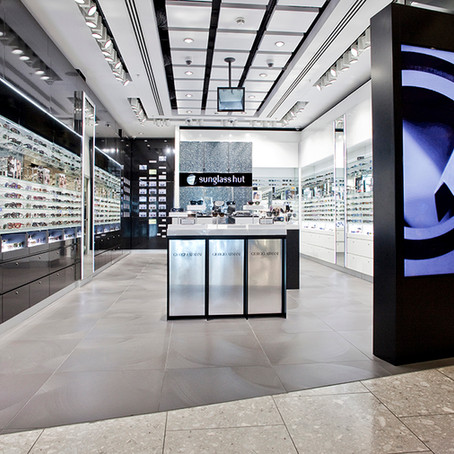 Retail Focus, duty free store design article