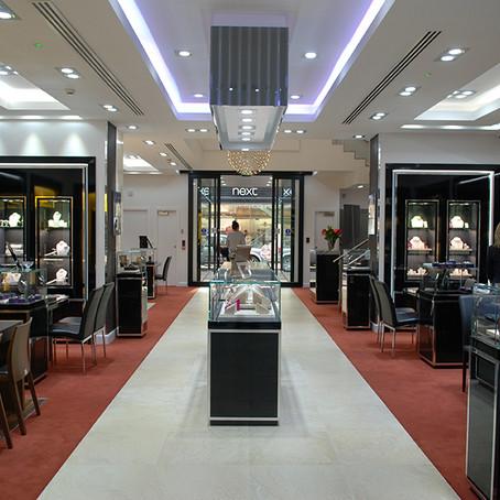 Hugh Rice showcase watch and jewellery brands in Harrogate