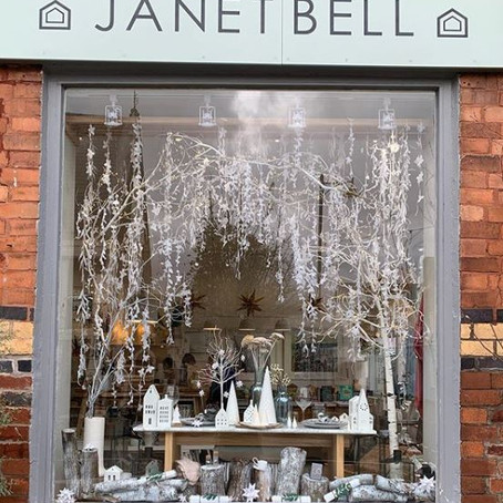 And so this is Christmas: eight inspirational seasonal store window displays