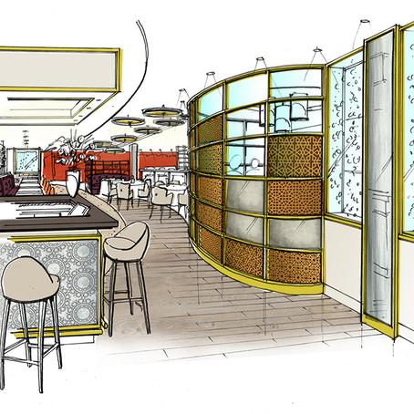 Restaurant design: Hot & spicy news…
