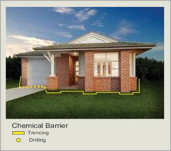 4 Great Reasons to have a chemical barrier installed around your home