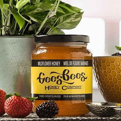 Ontario Wildflower Honey