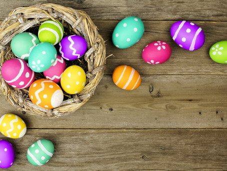 Carpet Cleaning for Easter