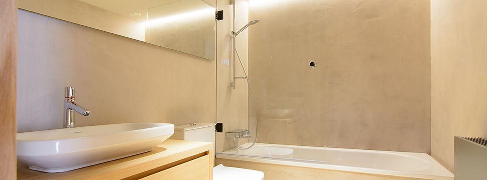 reforma baño vivienda vigo