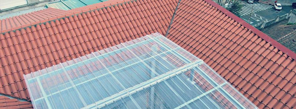 reforma tejado edifcio