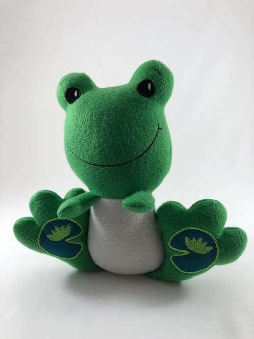 My Snuggly BFF  Froggie