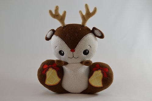 My Snuggly BFF Reindeer