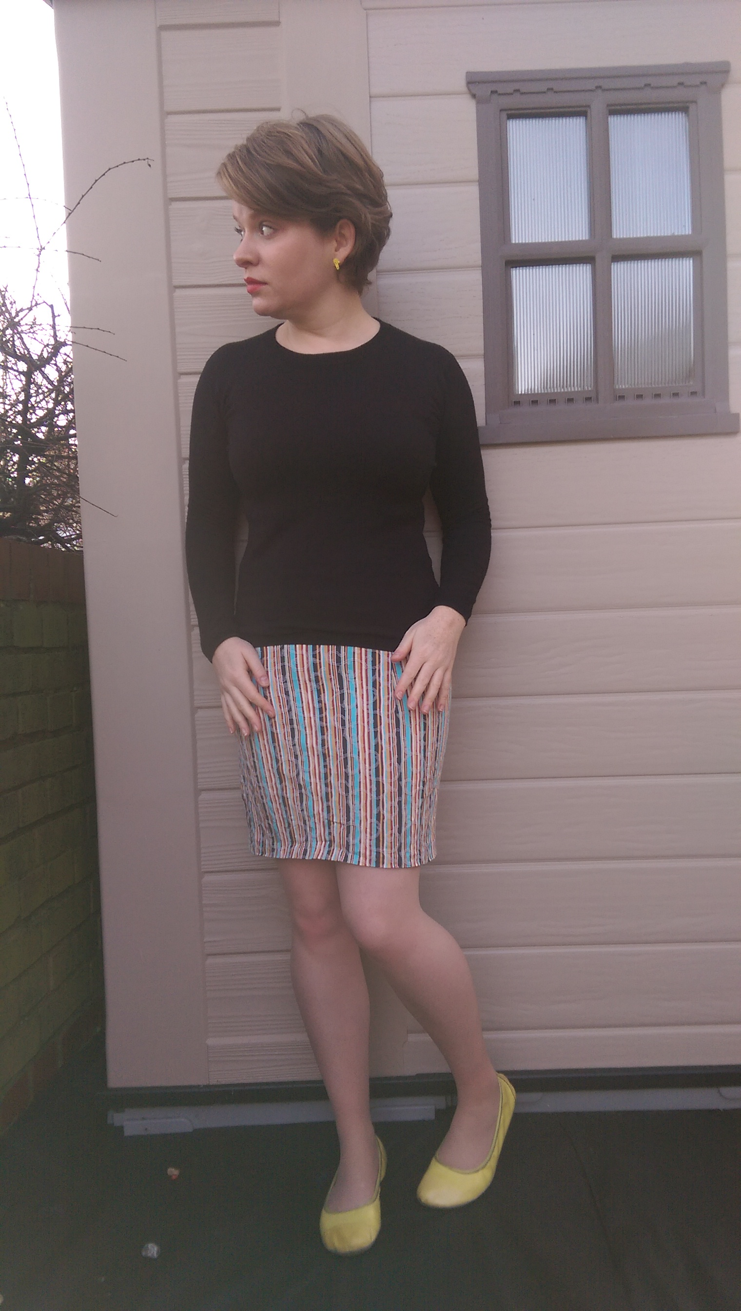 Ultimate pencil skirt