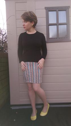 Ultimate pencil skirt