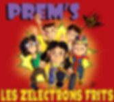 album rock pour enfants Les Zélectrons Frits musique actuelle