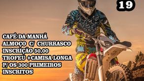 5º Encontro de Trilheiros em Vilanova neste domingo (08)