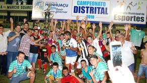 Bom Jesus e Boa Vista são os campeões do Campeonato Distrital 2018