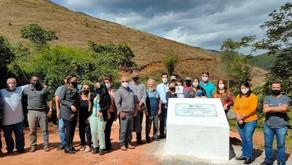 Ver. Jânio homenageia ex-vereador Tião Braz com nome de ponte construída na zona rural de Realeza
