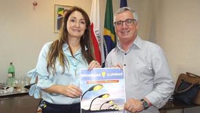 Prefeitura lança programa iluminar e ruas de Realeza serão contempladas