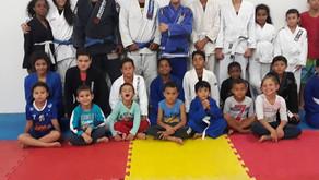 Manhuaçuenses se preparam para World Cup de Jiu-Jitsu, escolinha de Santo Amaro estará presente