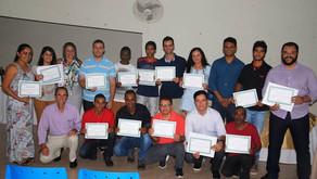 If Sudeste Campus Manhuaçu e Prefeitura formam alunos do curso de manutenção de computadores