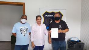 Deputado João Magalhães destina 50 mil reais para Polícia Mirim de Manhuaçu