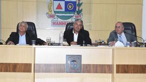 Câmara de Manhuaçu aprova quatro projetos de lei em ultima reunião ordinária de 2018