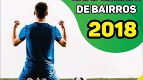 Campeonato de Bairros: Master City vence Vila Deolinda A por 12x1