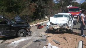Acidente com vítima fatal em Dom Correa