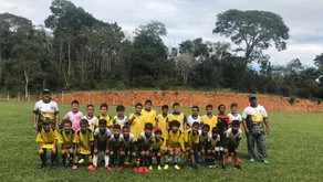 Escola de Futebol Leões de Judá inicia treinamento de Futebol