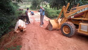"""Manhuaçu """"Em Obras"""": bairros e distritos recebem melhorias e investimentos na qualidade de vida"""