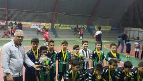Crianças deram show de futsal na 1ª Copinha Nayna de Futsal em Santo Amaro