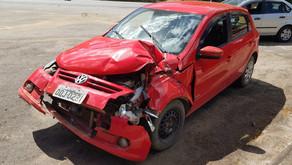 Homem é preso após fugir e bater com carro furtado em Realeza