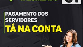 Prefeitura de Manhuaçu mantem pagamento em dia dos servidores