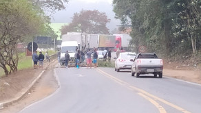 Caminhoneiros começam a paralisar em Realeza